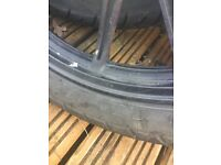 Motorcycle Rims and Tyres