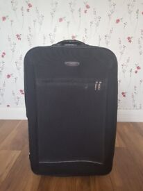 Black suitcase for sale