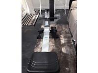Rowing machine, in good working order