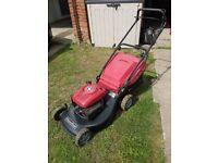 mountfield sp534 self propelled petrol lawnmower lawn mower