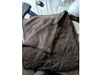 quilted travel blanket