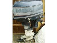 20 hp evinrude outboard engine