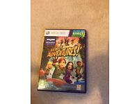 Kinect Adventures (Xbox 360, 2010) Game