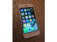 Apple iPhone 5 32GB White/Silver Unlocked