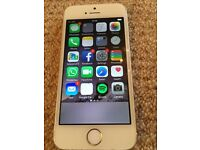 iPhone 5s 32GB with box