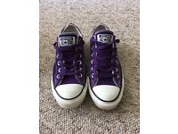 Converse all star boots & shoes