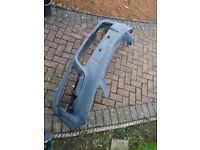 Zafira B - 2007 Front bumper - ready to paint