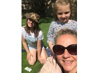 Baby Sitter - live OUT au pair