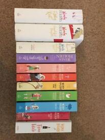 Wendy Holden Books x 11