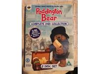 Paddington Bear Complete Dvd Collection.New & Sealed