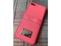 Michael Kors Coral iPhone 6+ case