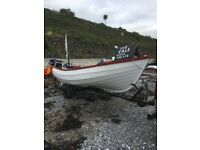 17ft Yorkshire coble Boat for sale