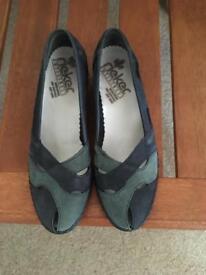 Rieker Antistress shoes size 5 (38)