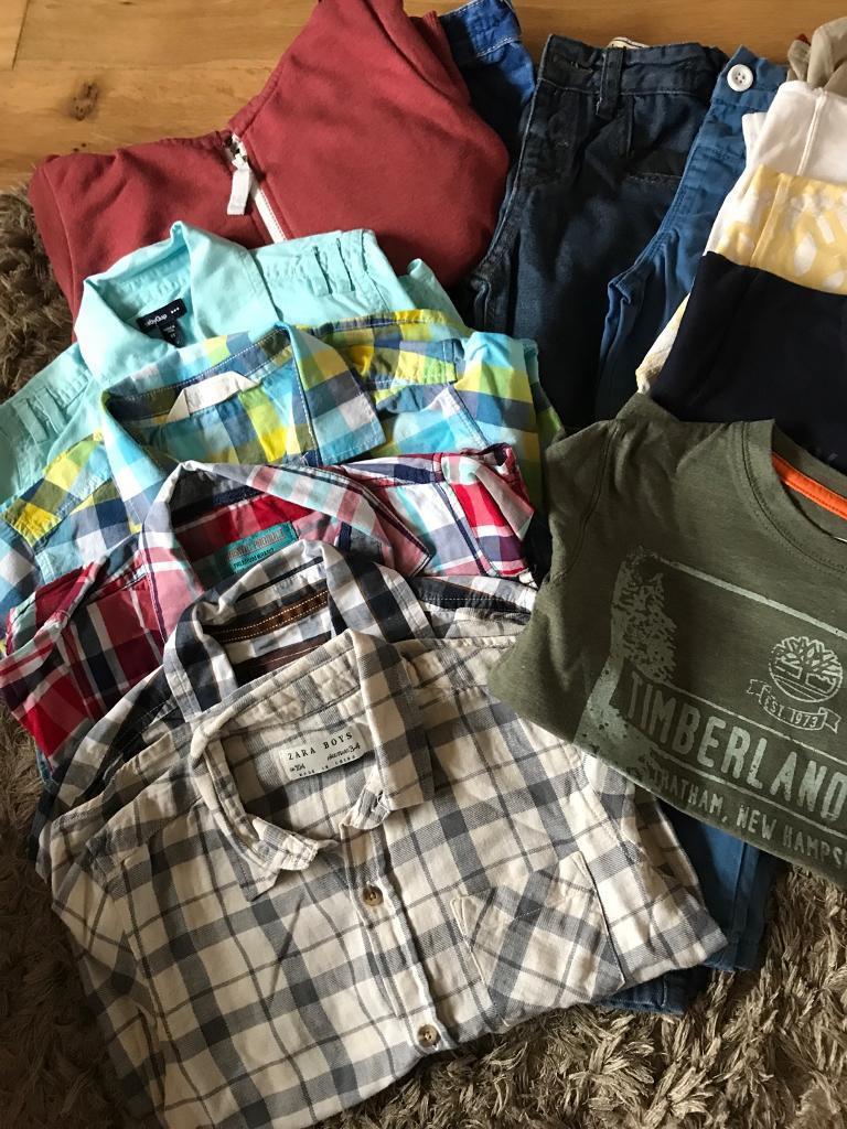 Boys clothes bundle age 3-4