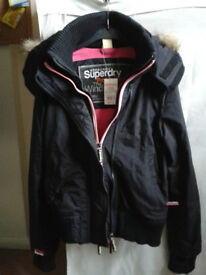 Women's Superdry Windcheater Jacket size S (new with tag)