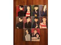 Sakamichi no aporon full set Japanese manga