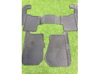 Genuine Landrover Discovery 4 Rubber mats