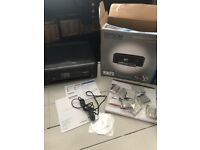 EPSON PRINTER SCAN COPIER WIFI.BOXED LITTLE USE 9 spare ink cartridges brentwood £20!