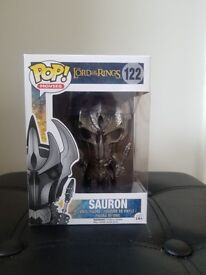 Sauron Pop Vinyl