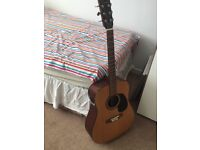 Electro acoustic guitar in excellent condition - plays beautifully