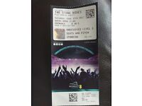 £70 - 1 x Stone Roses ticket for 17th June at Wembley