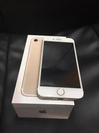 Apple iPhone 7 Gold 32GB ***AS NEW MINT***UNLOCKED***