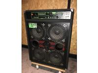 LOWER PRICE Trace Elliot GP7 300w 4x10 Combo
