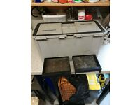 'Raaco' Toolmate plastic toolbox