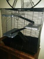 Small rodents cage
