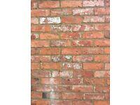 Victorian Antique Brick Slips