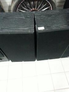 MTX Home speakers (12in) (#43286). We Sell Used Home Audio. Get a Deal at Busters Pawn.