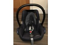 Maxi-cosi cabriofix first stage baby car seat