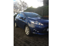 2009 Ford Fiesta 1.25 Zetec 82 (not bmw, audi, vw, seat, fiat, mercedes )
