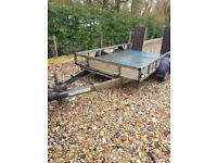 ifor williams trailer 3.5 ton, great condition, plant, digger, car, builders