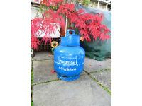 CALOR GAS BOTTLE 4.5KG EMPTY -CARAVAN, CAMPING, FISHING