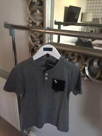 Abercrombie & Fitch boys t-shirt BNWT age 3-4