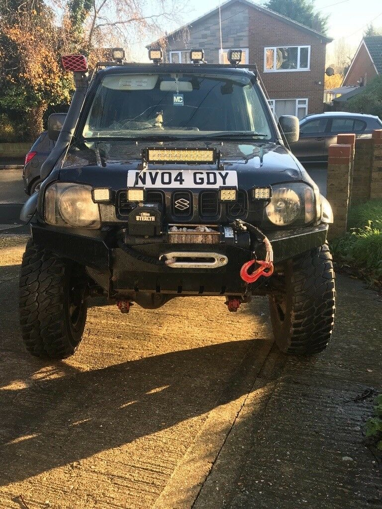 2004 suzuki jimny off roader | in Queenborough, Kent | Gumtree