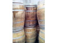Oak Wine/Brandy Barrels