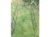 Wrought Iron Arbour