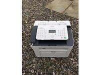 Canon I-sensys printer and fax
