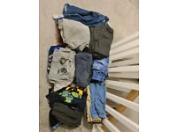 Huge bundle of boys 7-8 years clothes excellent condition
