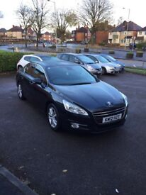 Peugeot 508 active 1.6 hdi 2012