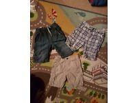 Boys H&M shorts bundle - Age 3-4