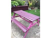 Garden bench *2