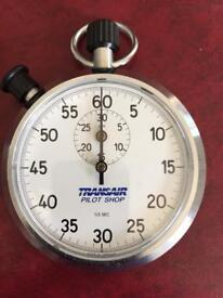 Transair General Aviation Stopwatch