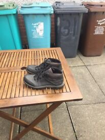 Clark's brand new goretex boots men's size 8 cost £70 sell for £25 Ono for them also accept offers