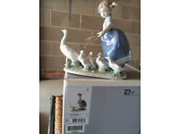lladro ornament .............hurry now ..............retired