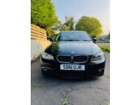 2011 BMW 318D M SPORT LCI FSH LONG MOT BRAND NEW CLUTCH AND TYRES BARGAIN £3750 FIXED PRICE