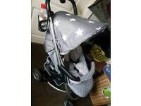 My babiie 3in1 travel system.