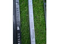10mm hammered steel tile trim